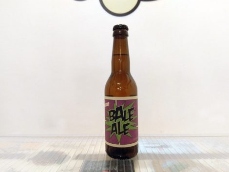 Dry & Bitter Simcoe Bale Ale