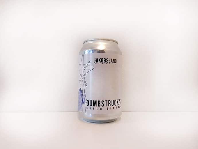 Lata de Jakobsland - Dumbstruck Super Citra Pale Ale