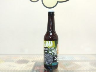 Cerveza La Quince God Save the Hoppy Gluten Free