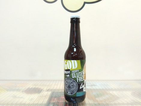 La Quince God Save the Hoppy Gluten Free