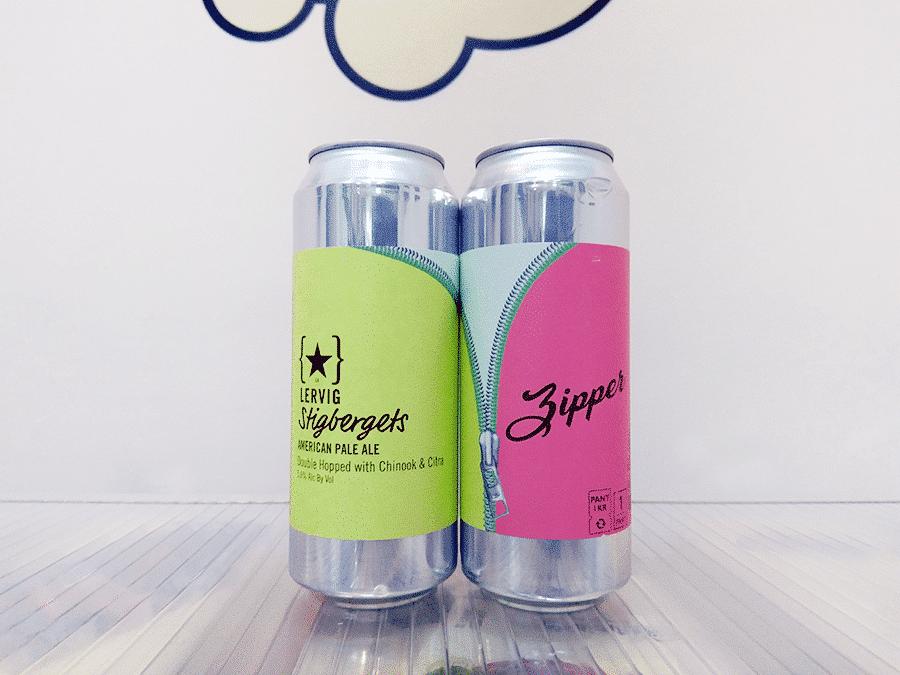 Cerveza Lervig - Stigbergets Zipper
