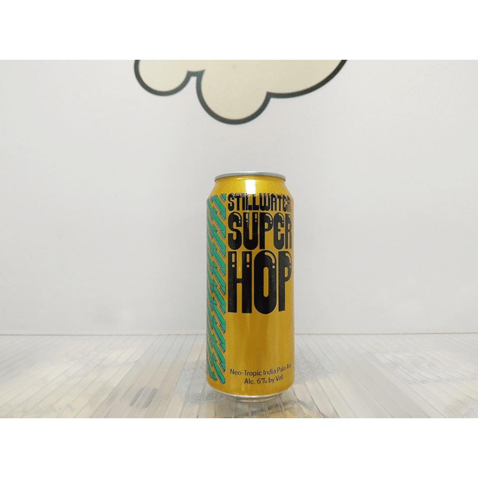 Cerveza Stillwater Super Hop