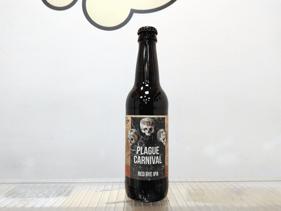Cerveza The Flying Inn Plague Carnival
