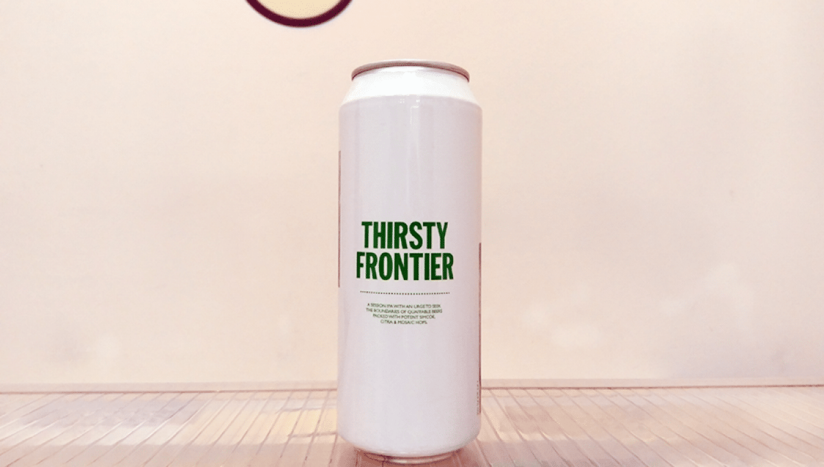 To Øl Sessions: Thirsty Frontier