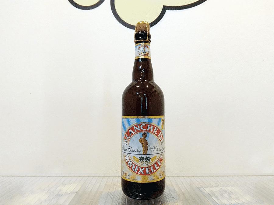 Cerveza Blanche de Bruxelles