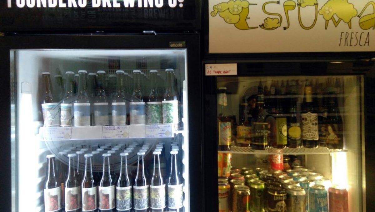 La cadena de frío en la cerveza artesana