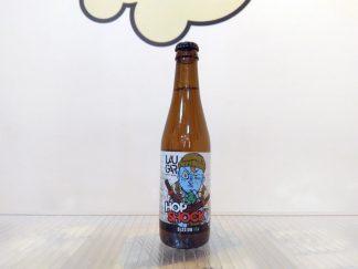 Cerveza Laugar Hop Shock