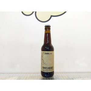 Cerveza Jakobsland Papa's Beard Rooibos Brown Ale