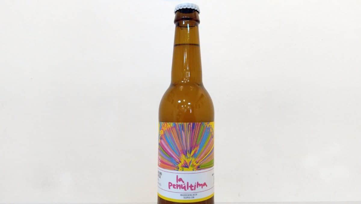 Mad Brewing - Oedipus La Penúltima