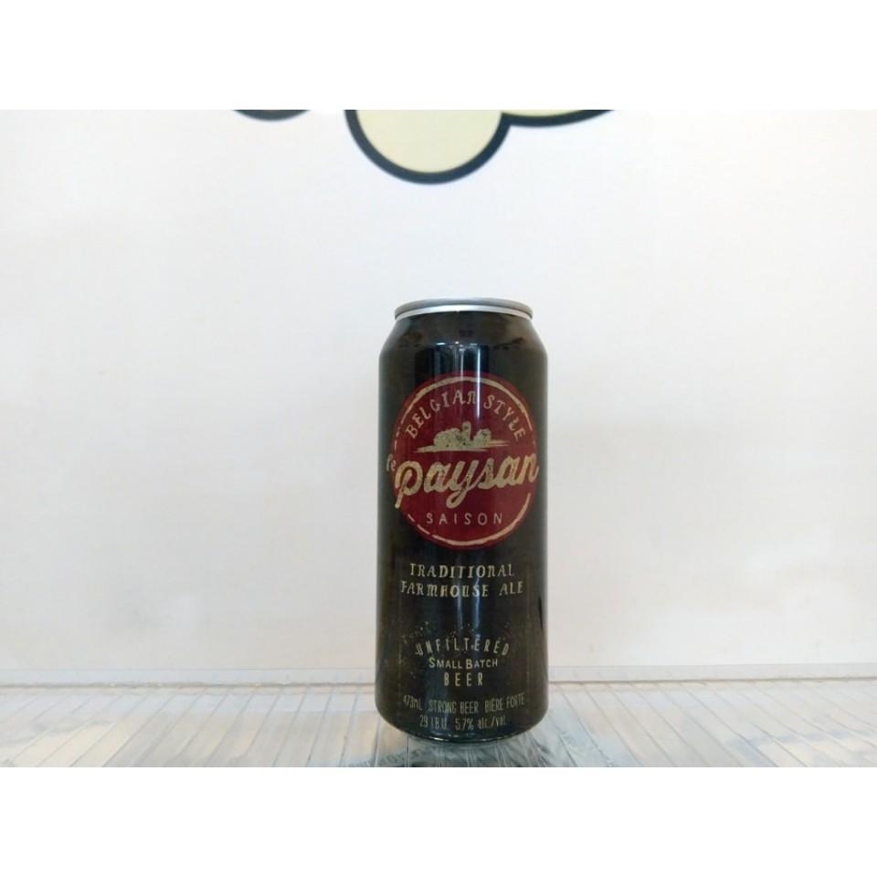 Cerveza Nickel Brook Le Paysan