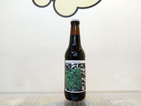 Nómada Imperial Mint Stout
