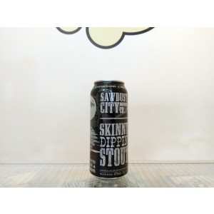 Cerveza Sawdust City Skinny Dipping Stout