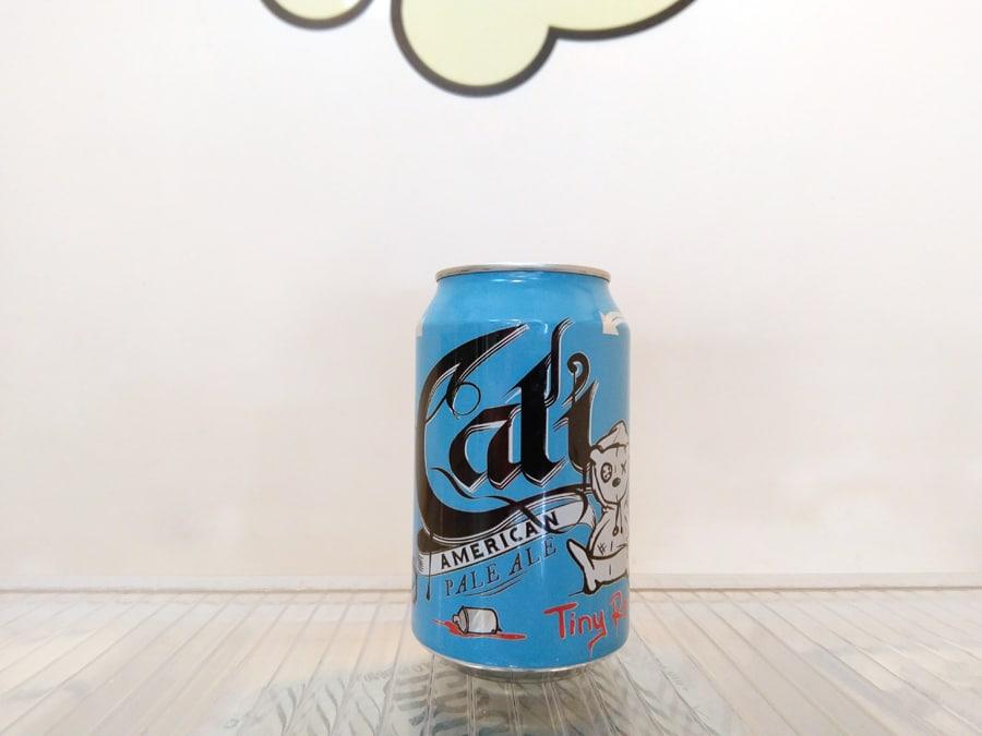 Cerveza Tiny Rebel Cali