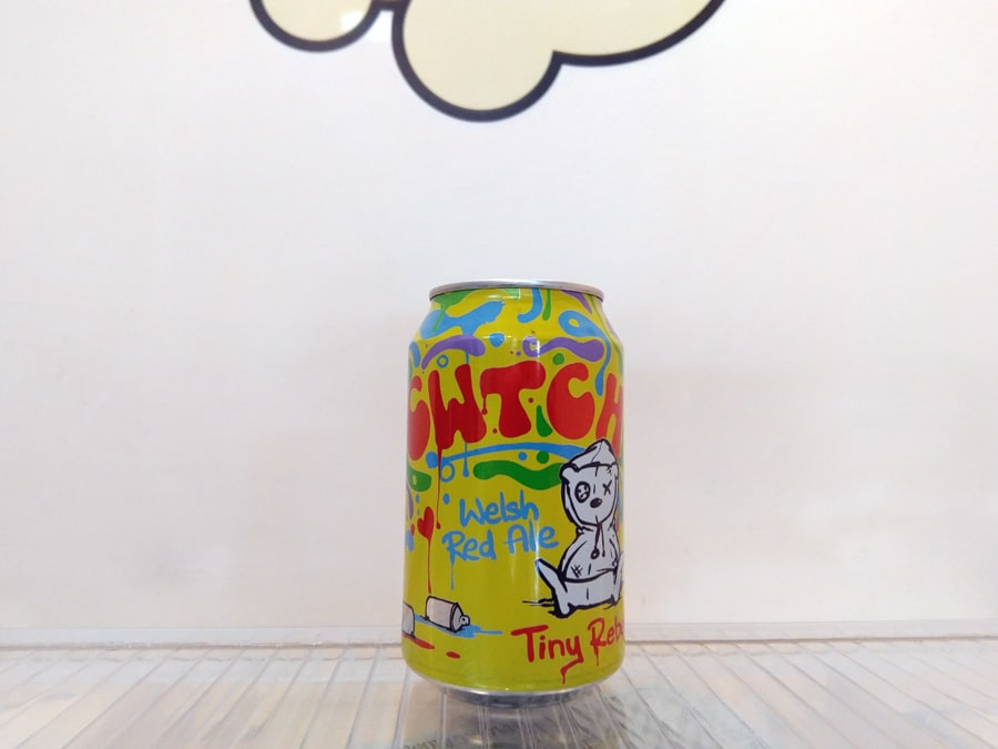 Cerveza Tiny Rebel Cwtch