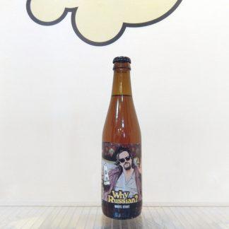 Cerveza Laugar - La Quince Why-Russian