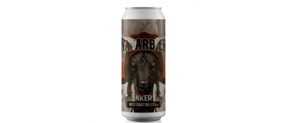 Cerveza Naparbier Aker
