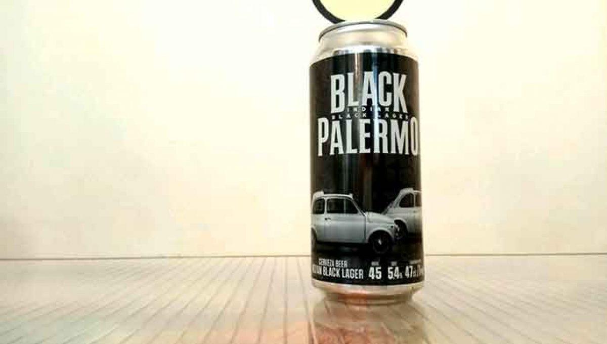 Four Lions Black Palermo - Lata