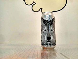 Lata 47 cl de Cerveza Four Lions Wheat Wolf