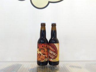 Cerveza La Quince - Kaapse Hot Smokey Sanchez