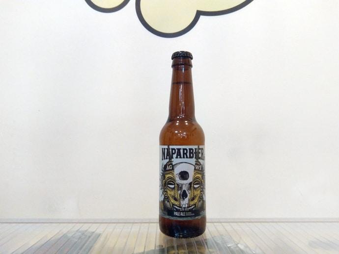 Cerveza Naparbier - Siren-Agwé