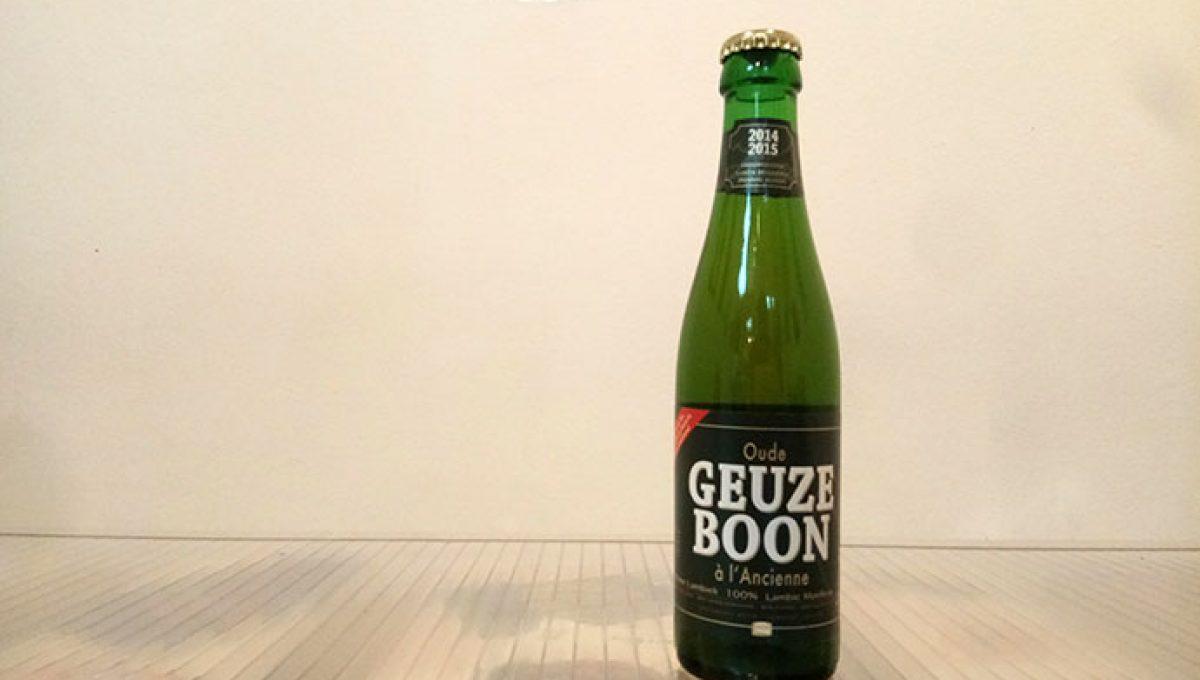 Boon Oude Geuze 25 cl (2014-2015)