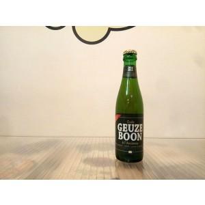 Botella de Cerveza Boon Oude Geuze 2014 - 2015 25 cl