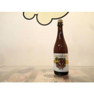 Botella Cerveza Lupulus Blonde 75 cl