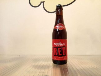Botella de Cerveza Porterhouse Red Ale