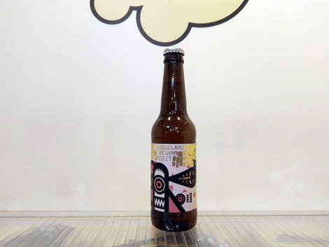 Cerveza Basqueland - Magic Rock Chucker