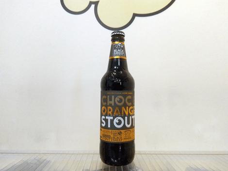Black Sheep Choc & Orange Stout