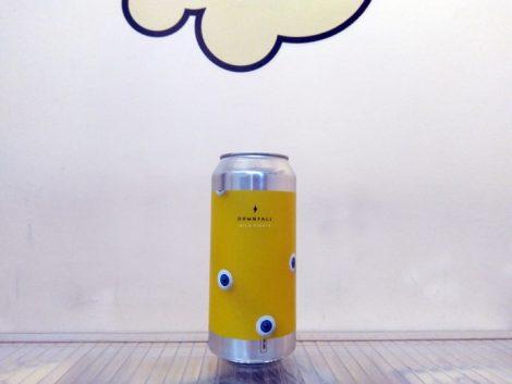 Garage Beer - La Pirata DOWNFALL