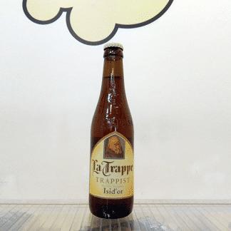 Cerveza La Trappe Isid'or