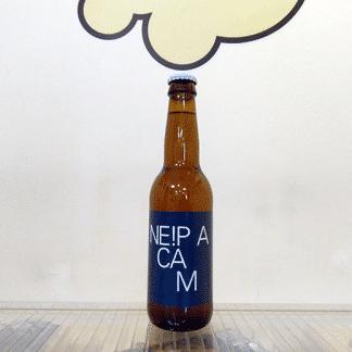 Cerveza To Ol Shock Series: NE!PA Citra, Amarillo & Simcoe