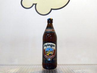 Cerveza Ayinger Kellerbier