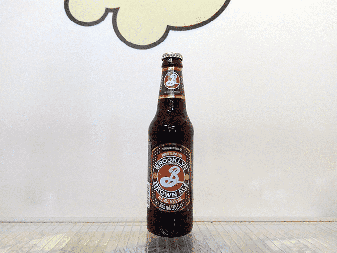 Cerveza Brooklyn Brown Ale