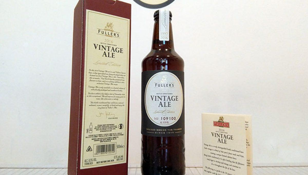 Fuller's Vintage Ale 2016