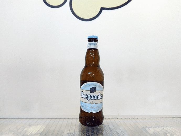 Cerveza Hoegaarden Blanche