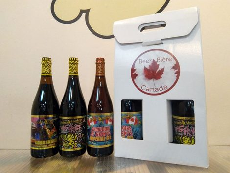 Pack de cervezas Flying Monkeys