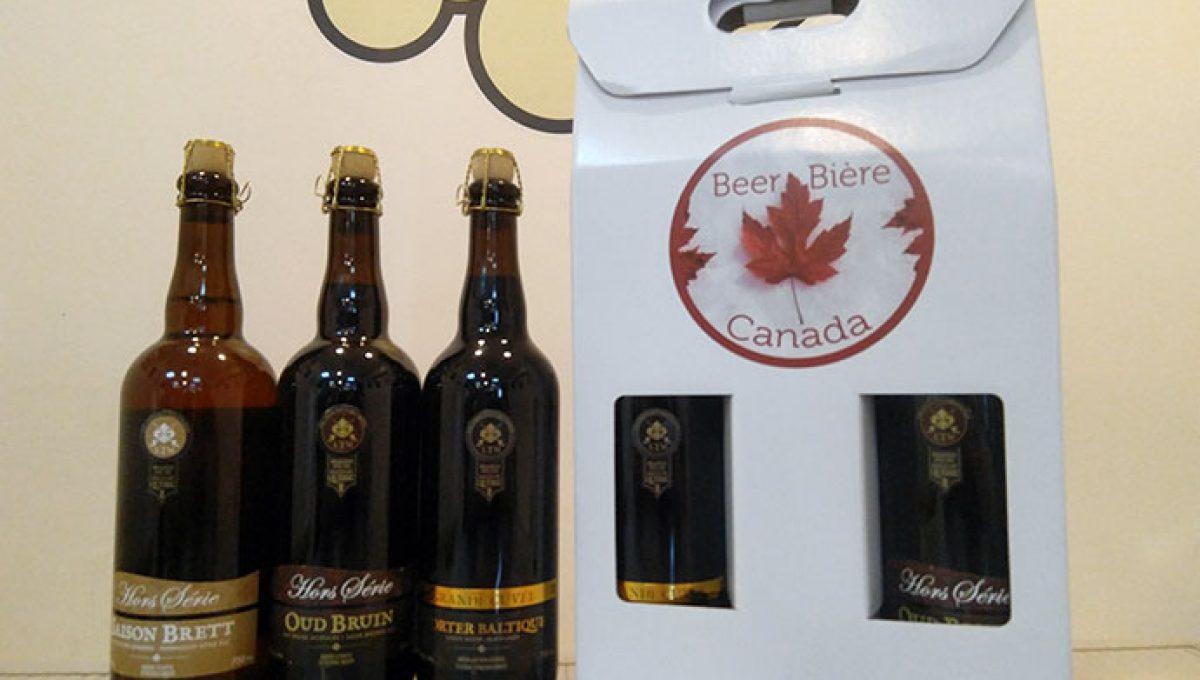 Pack de cervezas Les Trois Mousquetaires