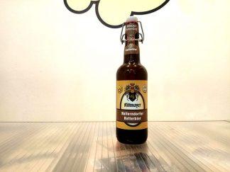 Botella de cerveza Rittmayer Hallerndorfer Kellerbier 50 cl.