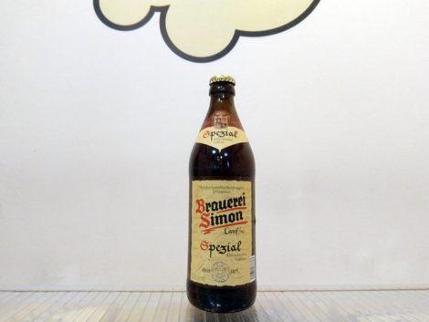 Cerveza Simon Spezial