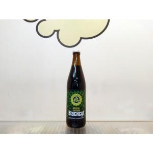 Cerveza Trzech Kumpli Blackcyl Special Edition