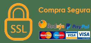 Métodos de pago seguro en ESPUMA - Tienda de Cervezas de Calidad