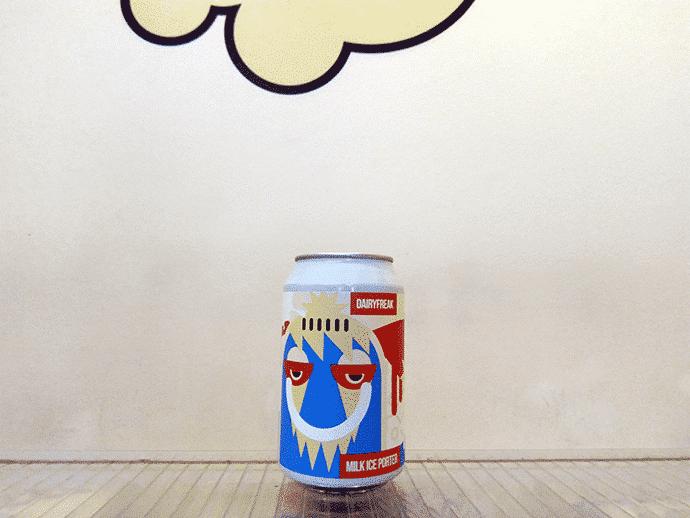 Cerveza Magic Rock Dairyfreak