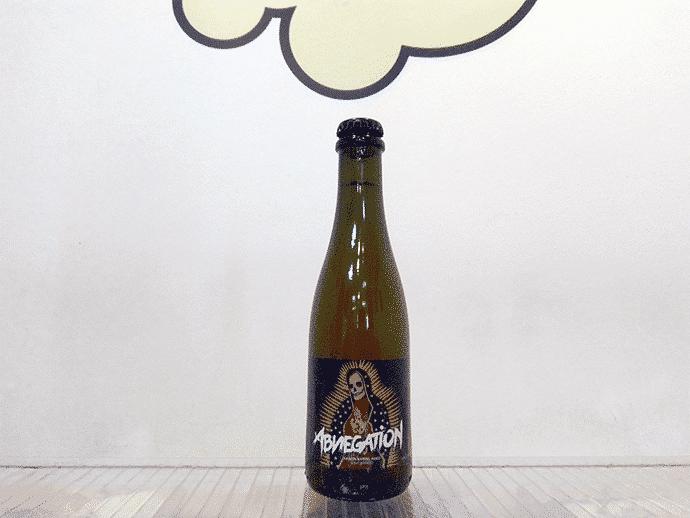 Cerveza La Calavera Abnegation
