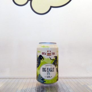 Cerveza Brew York Big Eagle IPA