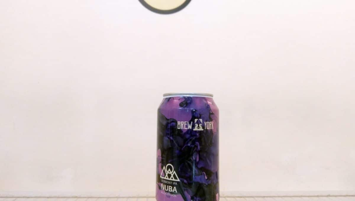 Brew York Nuba