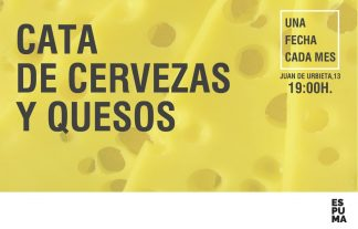 CATA DE CERVEZAS Y QUESOS MADRID