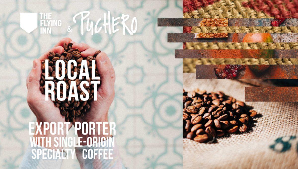 Café mañanero y presentación de la cerveza Local Roast