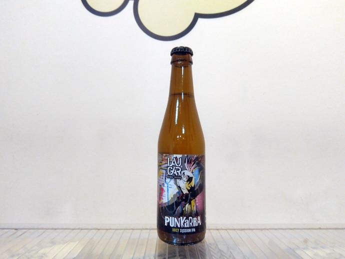 Cerveza Laugar Punkarra